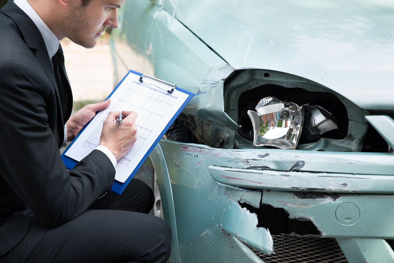 Оценка и возмещение ущерба при ДТП