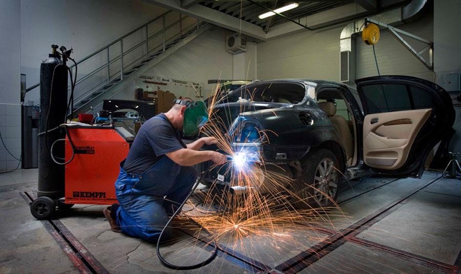 Мастерская для ремонта авто своими руками