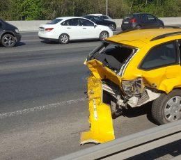 ДТП с автомобилем юрлица